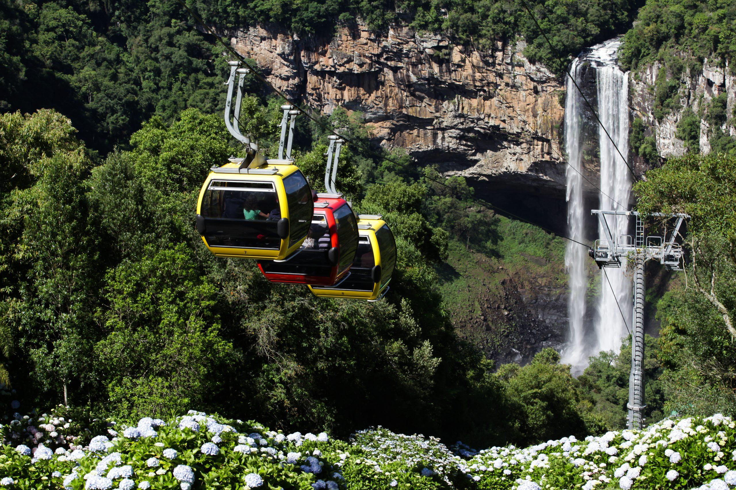 Bondinhos Aéreos de Canela anuncia dias e horários de funcionamento em outubro